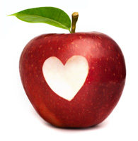 apple-heart